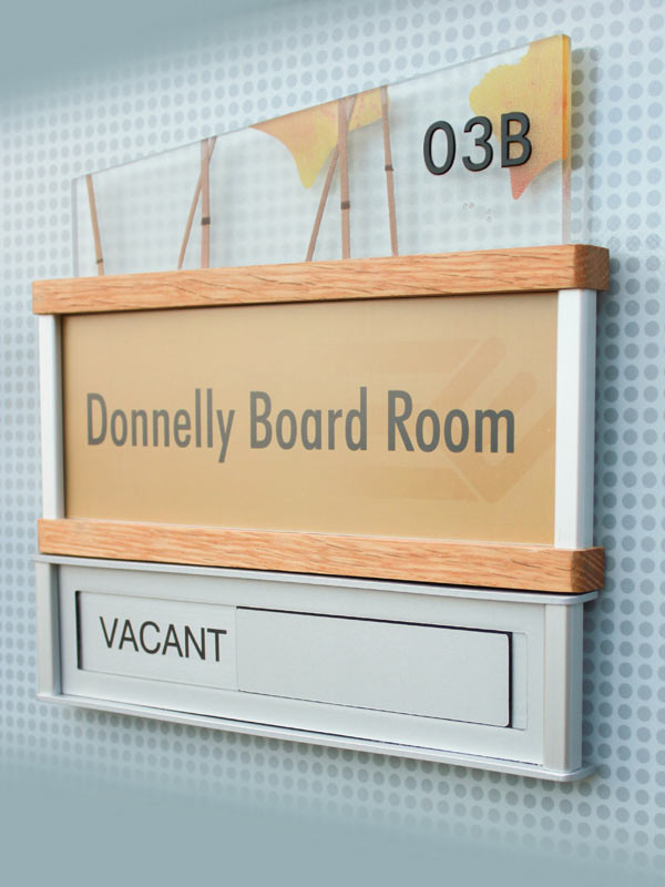 ada compliant room identification sign